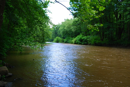 Swatara Creek in Lickdale