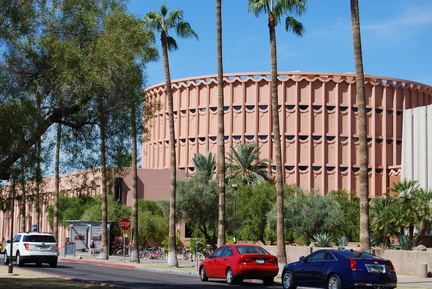 ASU Music Building