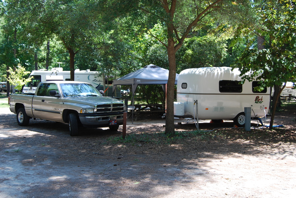 Myrtle Beach State Park Campground
