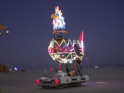 Art Car Chicken