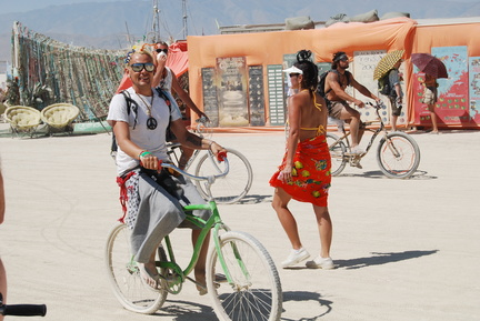 Burning Man People