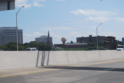 Sunsphere in Knoxville