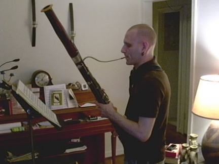 A Few Toots on a Bassoon