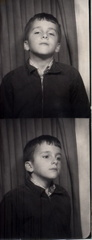 Woolworth Photo Booth Strip