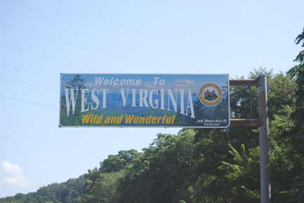 Welcome to West Virgina