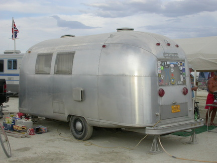 Airstreams at Burnstream Court