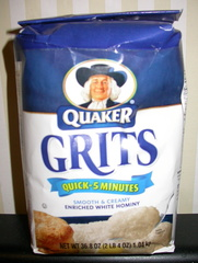 Lot of Grits -- 9/25/09
