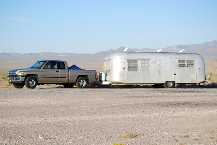 Secluded Boondocking Site