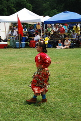 Strong Sun Powwow -- Jingle Dancer
