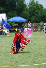 Strong Sun Powwow -- Shawl Dance