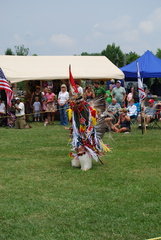 Strong Sun Powwow -- Fancy Dance