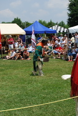 Strong Sun Powwow -- Men's Straight Dance