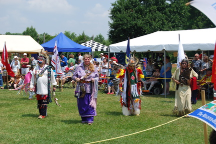 Strong Sun Powwow -- Intertribal Dance
