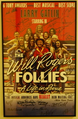 The Will Roger's Follies Poster -- 6/27/09