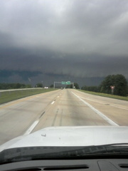 Driving Into the Torment