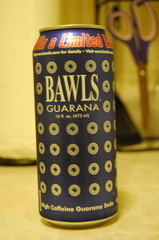 Can of Bawls -- 4/15/09