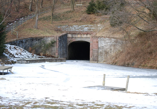 Union Canal Tunnel