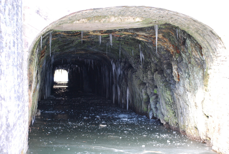 Union Canal Tunnel -- 1/24/09