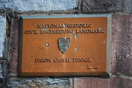 Union Canal -- National Historic Landmark