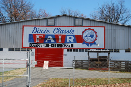 Dixie Classic Fairgrounds