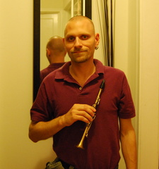 Brian and the Sopranino Clarinet