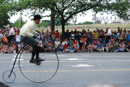 Penny-Farthing Bicycles