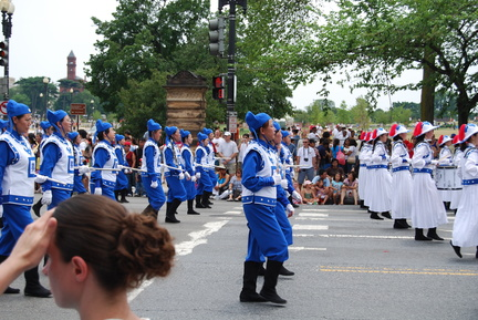 Falun Dafa Marching Band