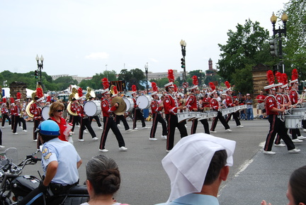 Pulaski Marching Band