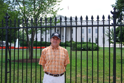 David and the White House