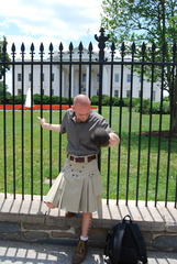 Brian and the White House