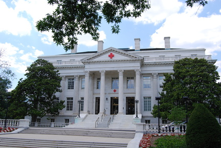 Historic Headquarters of the American National Red Cross