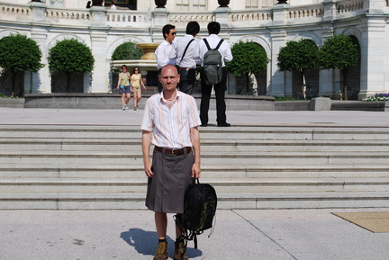 Brian at the Capitol
