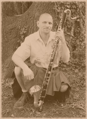 Brian and the Bass Clarinet