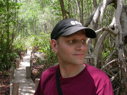 Brian on the Path