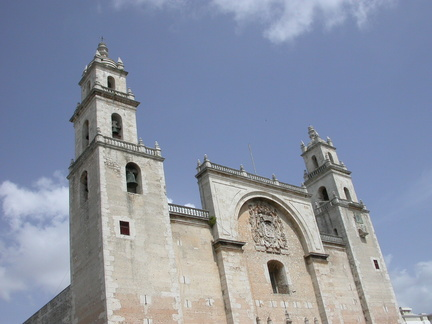 Cathedral of San Ildefonso