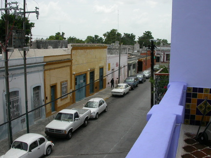 View of Calle 55