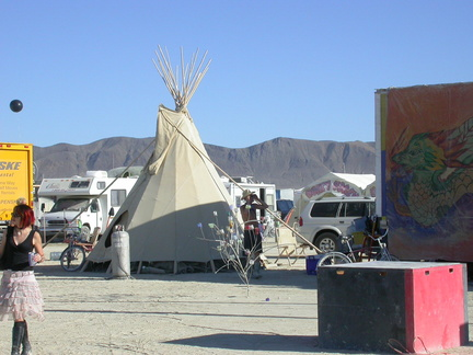 Another Teepee