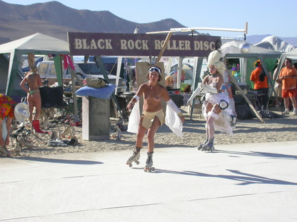 Black Rock Roller Disco