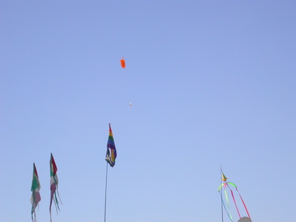 Flags, Streamers and Balloons