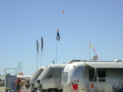 Airstreams and Things in the Air