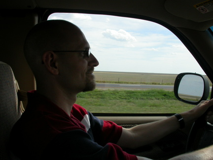 Brian Driving