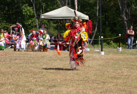 Junior Men's Traditional Dance