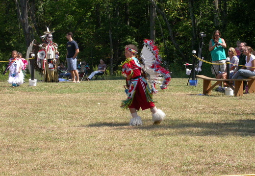 Boy's Traditional Dance