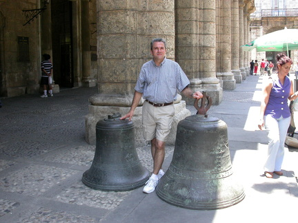 David with Bells