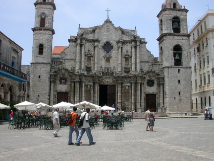 The Cathedral (La Catedral de la Habana)