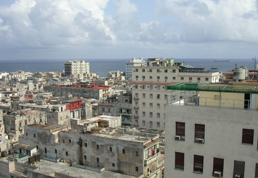 Havana and the Atlantic!
