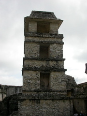 The Tower in the Palacio