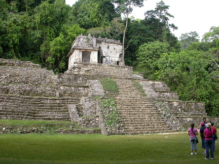 Palenque!  Temple of the Skull