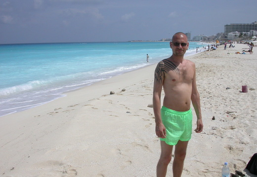 Playa Delfines in Cancun