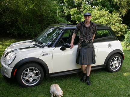 Mini and Kilt